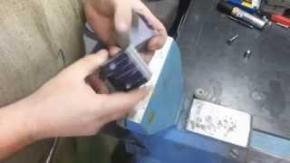 getlinkyoutube.com-Изготовление пули лейки своими руками 1 серия