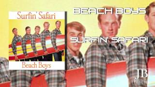Beach Boys   Surfin` Safari