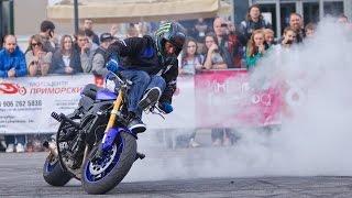 getlinkyoutube.com-STUNTER13 Stunt Moto Show