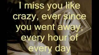 getlinkyoutube.com-miss you like crazy lyrics- natalie Cole