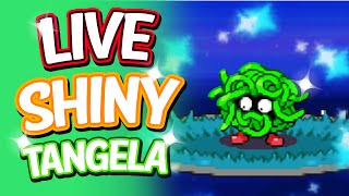 getlinkyoutube.com-[ISHC #10] Live Shiny Tangela After 726 REs - Pokemon Soul Silver
