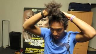 getlinkyoutube.com-MALE/MEN CURLY HAIR ROUTINE 2 IN 1!!!