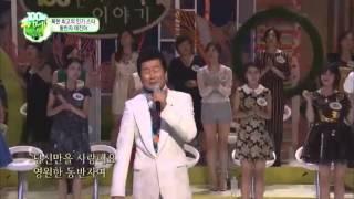 getlinkyoutube.com-북한 최고 스타! 가수 태진아의 인기는 어느정도?_채널A_이만갑 100회