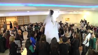 קליפ חתונה - מרגש ומרקיד - ישראל ושרי - צילום חיים שפירא 0544384203