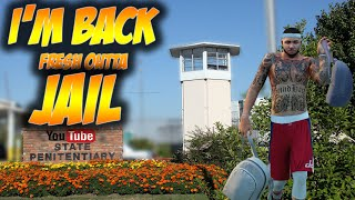 getlinkyoutube.com-I'M BACK FINALLY OUTTA JAIL AYYEEEEE!!!!!!!!!