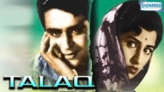 getlinkyoutube.com-Talaq - Rajendra Kumar & Kamini Kadam - Bollywood Classic Movie - Full Length - HQ