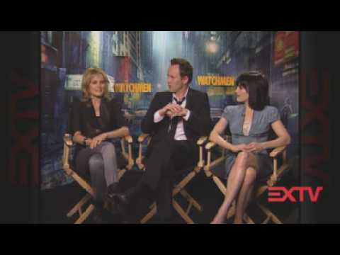 Watchmen Cast Interview