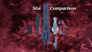 Star Citizen Size comparison