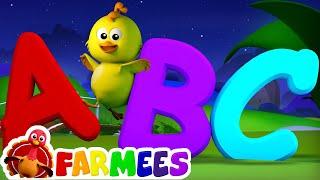 getlinkyoutube.com-ABC Song | Nursery Rhymes | 3D Baby Songs | Alphabet Rhyme