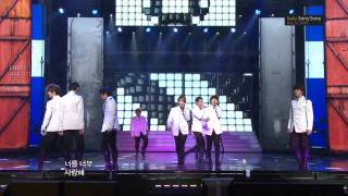 getlinkyoutube.com-2PM n SuJu - Without U. I'll be back + Sorry Sorry. Bonamana 1080p 101231.mp4