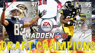 getlinkyoutube.com-I Have The Best Draft Luck!!! - Madden 16 Draft Champions