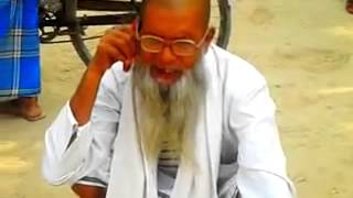getlinkyoutube.com-Uncle from Uttar Pradesh(UP),India abusing the Customer Care Executive Funny Video