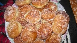 getlinkyoutube.com-Beignets et crème patissière/Donuts-Doughnuts and french pastry cream