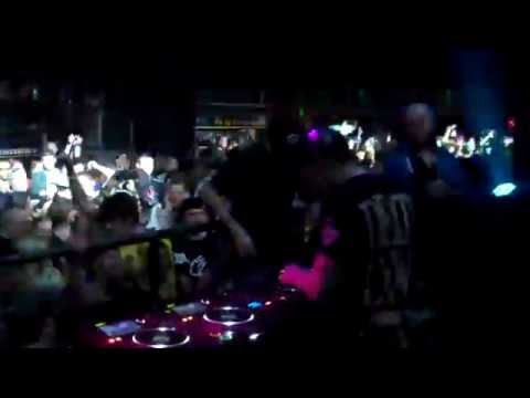 Downlink Dieselboy Mantis LeBOOM @Skully's Columbus, Ohio 4-20-14