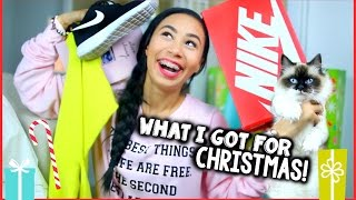 What I Got For Christmas 2014!