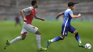 getlinkyoutube.com-Fifa 16 Women vs Men Speed Test