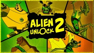 getlinkyoutube.com-Ben 10 Games - Omniverse Alien Unlock 2 - Full Game Play