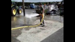 Major Equipment Dust Tanker
