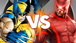 WOLVERINE VS CYCLOPS - Marvel Contest of Champions – Gameplay Part 2 | Pungence