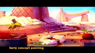 getlinkyoutube.com-Cloudy With A Chance Of Meatballs 2 - Production Design