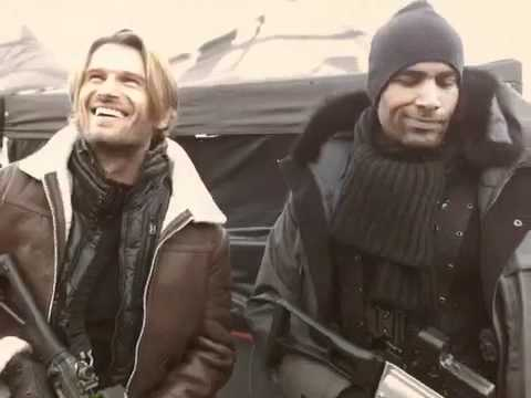 Resident Evil: Retribution - Behind the Scenes (Leon Kennedy)