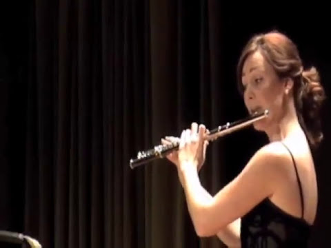 Poulenc Sonata for Flute and Piano, mvt. 3