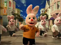 Duracell Battery TV commercial from Germany Cute Bunnies!!