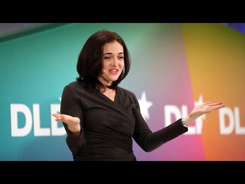 DLD12 - Keynote by Sheryl Sandberg