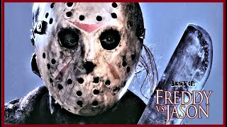 getlinkyoutube.com-Best of: FREDDY VS JASON (Round 1)