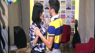 getlinkyoutube.com-رقصة رومانسية بين حنان ورفاييل في الديمو روم 24/11/2015 ستار اكاديمي 11