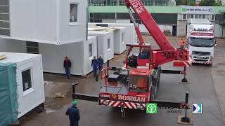 getlinkyoutube.com-Prefabricated building Systems / Montažni objekti