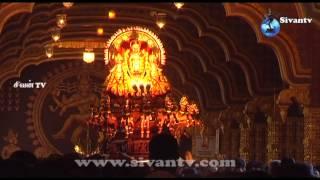 நல்லூர் கந்தசுவாமி கோவில் 19ம் நாள் காலை சூரிய உற்சவம் 06.09.2015