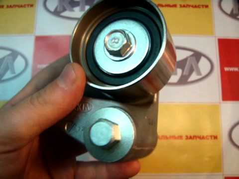 Ролик натяжной ремня ГРМ, HYUNDAI SANTA FE, 248403E500