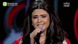 getlinkyoutube.com-Arab Idol - الأداء - سلمى رشيد - ناويلك