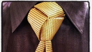 getlinkyoutube.com-How to tie the Trinity Knot: Step by step instructions