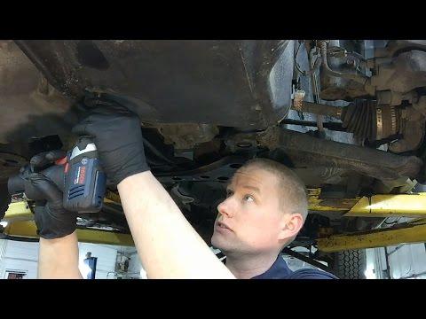 2009-2012 Ford Explorer Escape Fusion 6F35 Six SpeedTransmission Fluid Change Procedure