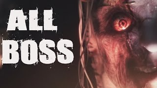 getlinkyoutube.com-Resident Evil Revelations 2 All Boss Fights Complete Season All Boss Fights Final Boss