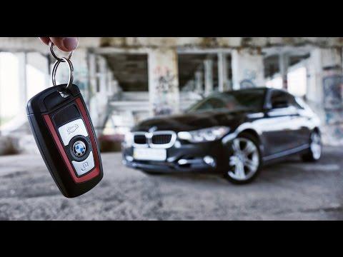 Замена фильтра салона BMW F30 320i
