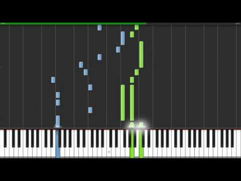 Big Bang - Monster - Synthesia