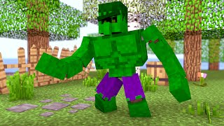 getlinkyoutube.com-Minecraft: Vire o Hulk SEM MODS !!