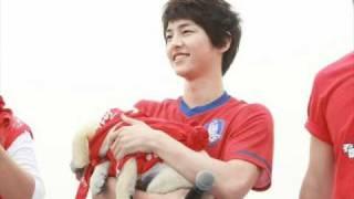 getlinkyoutube.com-Cute song joong ki ^^