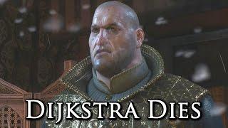 getlinkyoutube.com-Witcher 3: Killing Dijkstra and Saving Roche - Reason of State