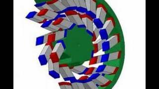 getlinkyoutube.com-Asymetric Magnet Motor
