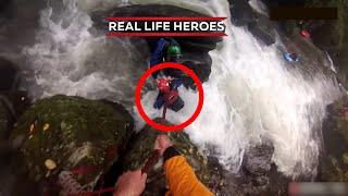 getlinkyoutube.com-REAL LIFE HEROES | Part 39 Faith In Humanity Restored