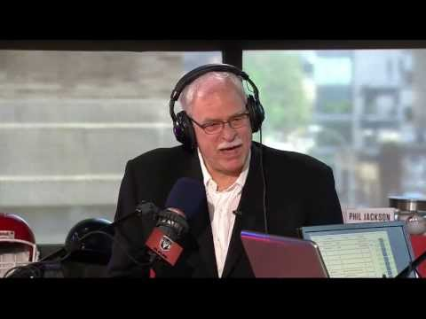 Phil Jackson on The Dan Patrick Show (Part II) 5/21/13