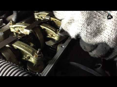 Регулировка клапанов на Renault Logan (8 клапанная)
