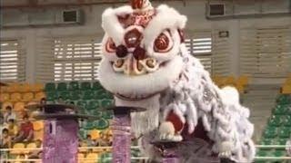 getlinkyoutube.com-2007 Kun Seng Keng KSK Lion Dance Performance 关圣宫醒狮团 關聖宮舞獅