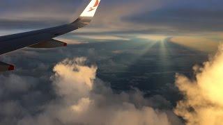getlinkyoutube.com-Bogota Miami BOG-MIA | Avianca | Full Flight