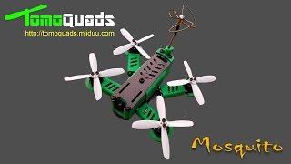 getlinkyoutube.com-TomoQuads Mosquito 110mm Brushless Quadcopter