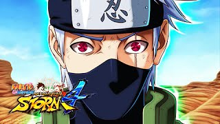 getlinkyoutube.com-Naruto Ultimate Ninja Storm 4 Gameplay -  Hatake Kakashi Awakening & Ultimate Jutsu